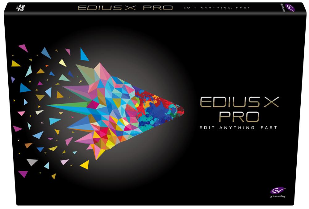EDIUS X Pro Education